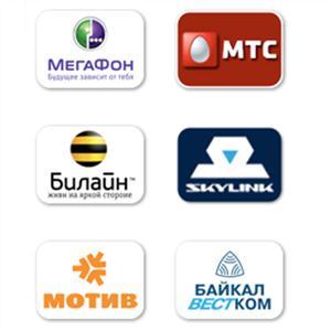 Операторы сотовой связи Перевоза