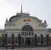 Железнодорожные вокзалы в Перевозе