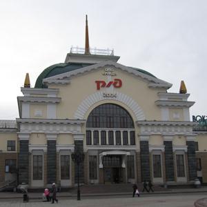 Железнодорожные вокзалы Перевоза