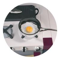 Зеленая марка - иконка «кухня» в Перевозе
